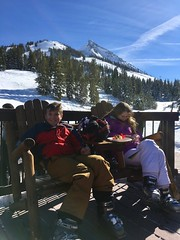 Happy Kids at Crested Butte, their favorite resort
