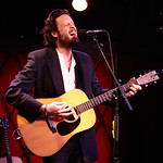 Tue, 09/05/2017 - 6:15am - Father John Misty performs for WFUV members at Rockwood Music Hall in New York City, May 8, 2017. Hosted by Carmel Holt. Photo by Gus Philippas