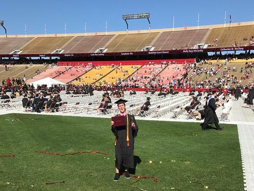Graduate Adam Parker Goldberg