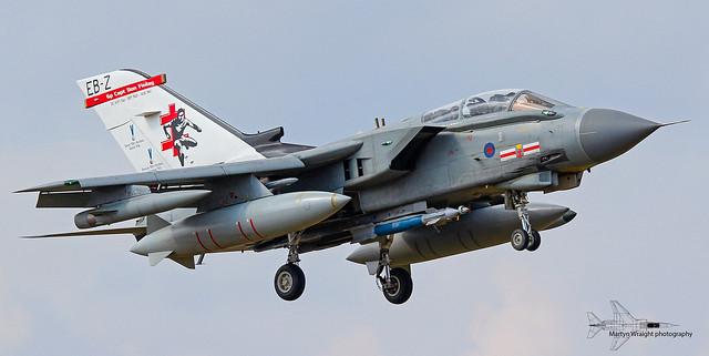 41 Sqn Panavia Tornado GR4
