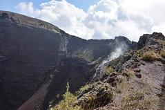 Vesuvius Smoking