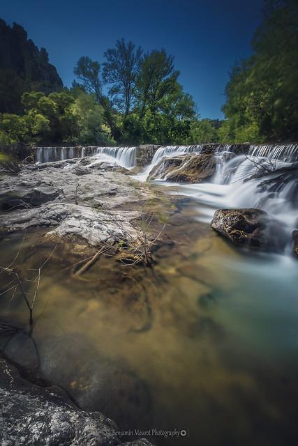Boulidou Waterfall @Aude