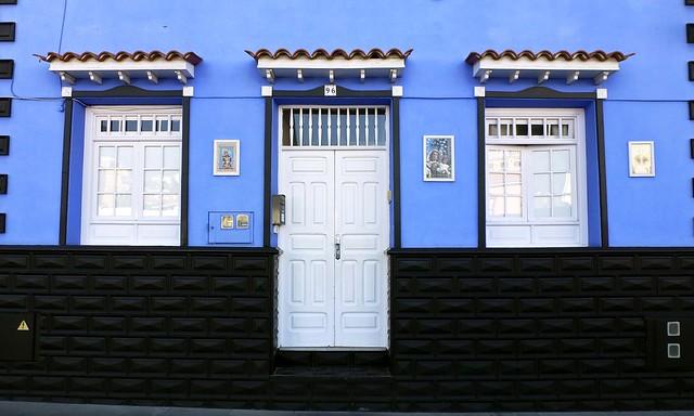 Fachada del Puerto