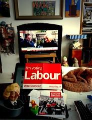 I'm voting Labour