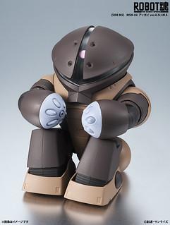 【更新官圖&販售資訊】最可愛的水陸兩用MS終於登場! ROBOT魂〈SIDE MS〉MSM-04 亞凱(アッガイ) ver.A.N.I.M.E