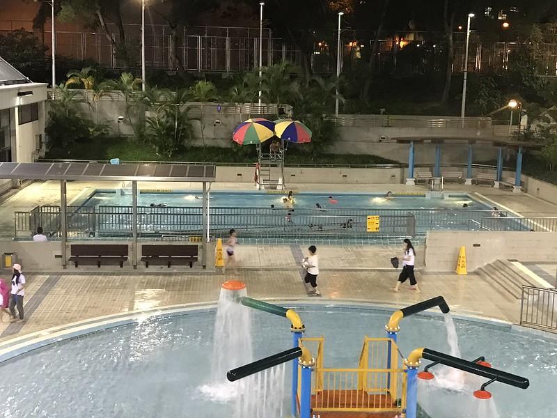 城門谷游泳池
