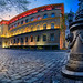 The Saeima Parliament, Old Town of Riga, Latvia by dleiva