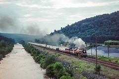 Freedom Train on the EL