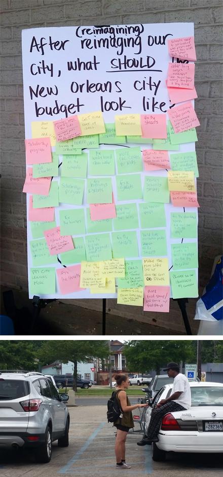 Organizing & Outreach