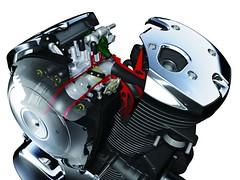 Kawasaki VN 900 Classic 2009 - 6