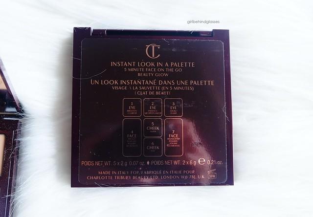 Charlotte Tilbury Instant Look in a Palette Beauty Glow2