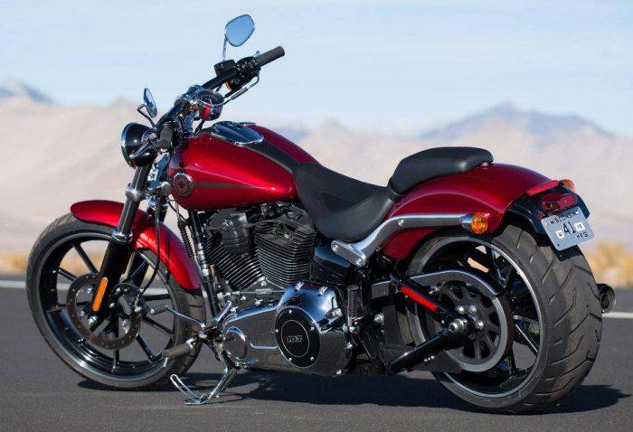 Harley-Davidson 1690 SOFTAIL BREAKOUT FXSB 2013 - 0