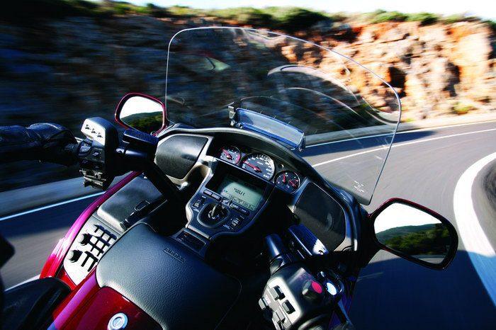 Honda GL 1800 GOLDWING 2006 - 8