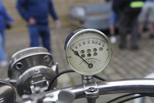 Harley-Davidson Motorcycle - 1912