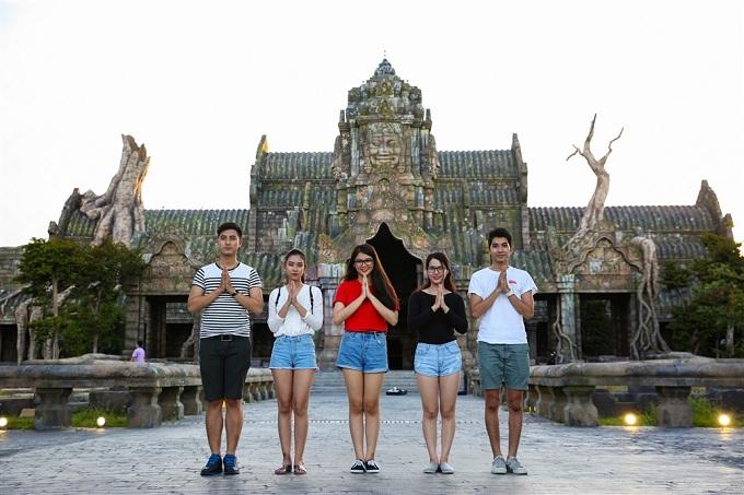Sun World Danang Wonders giảm 50% giá vé cho sinh viên 7