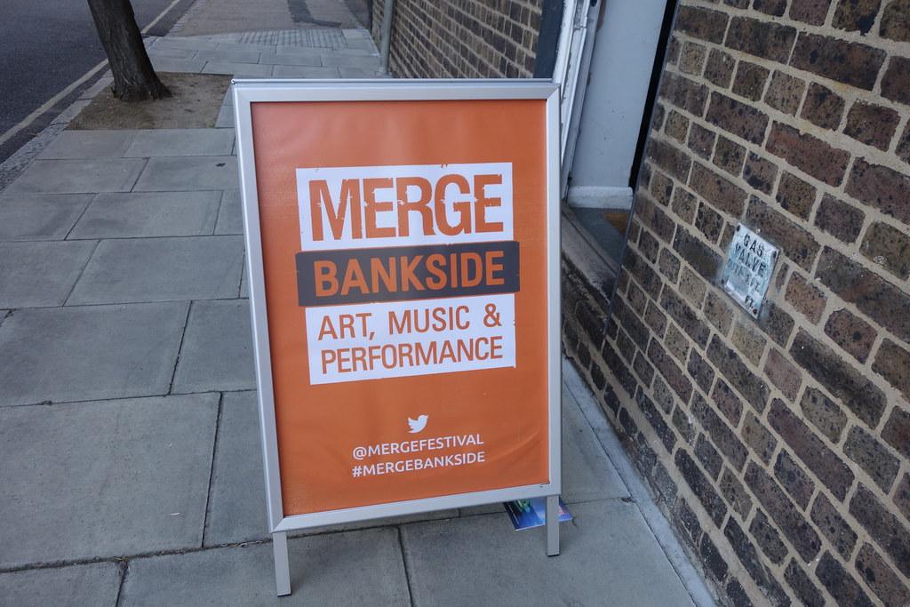 Merge Festival Bankside
