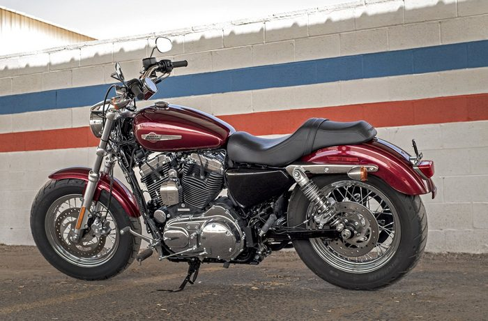 Harley-Davidson XL SPORTSTER 1200 CUSTOM 2017 - 19