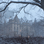The Dakota from Central Park