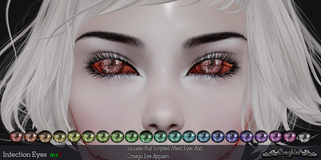 Infection Eyes 2017 - SecondLifeHub.com