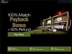 Casino Tropez Mobile Lobby