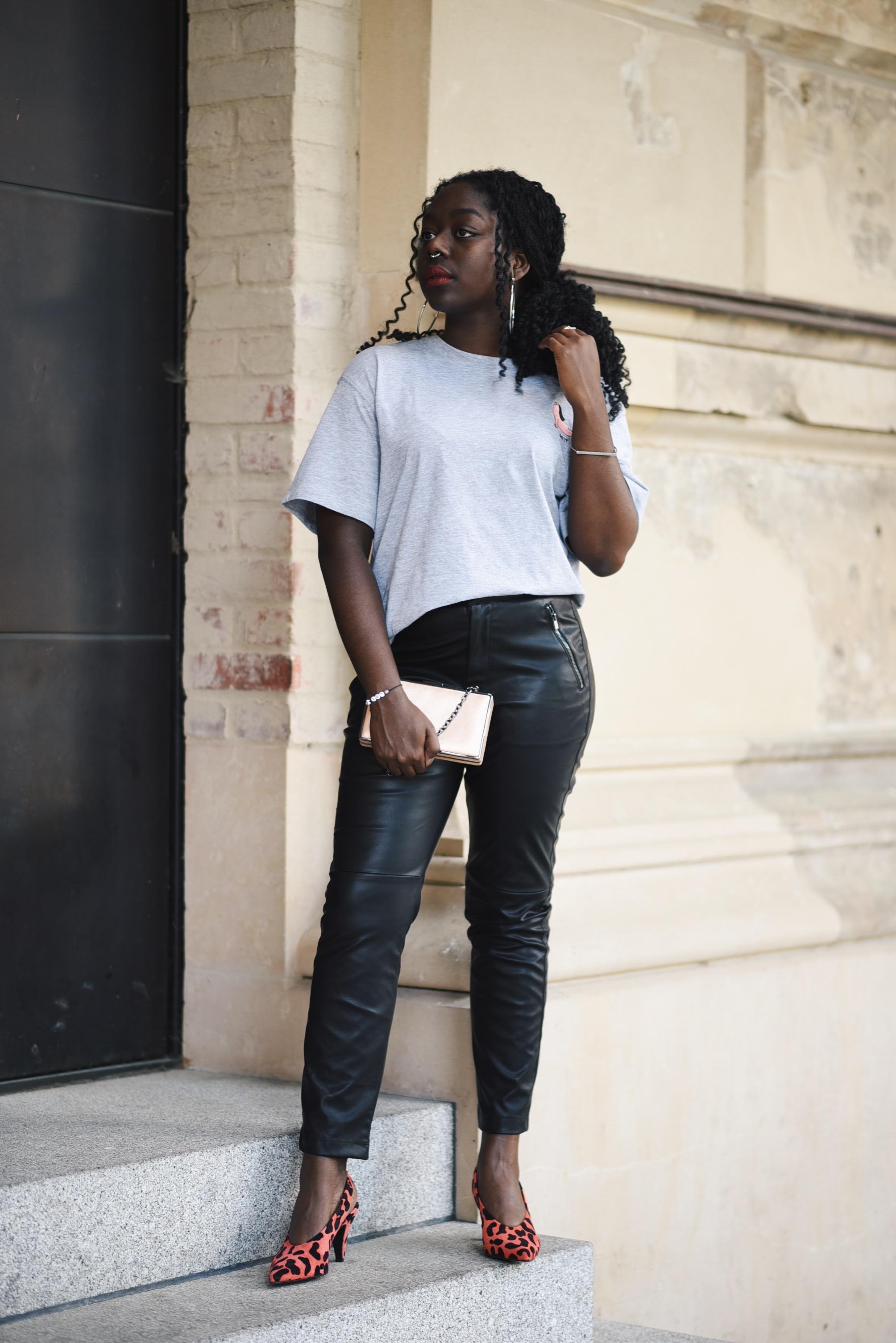 Lois Opoku Style Camilla Engstrom x Monki Fashion Blogger
