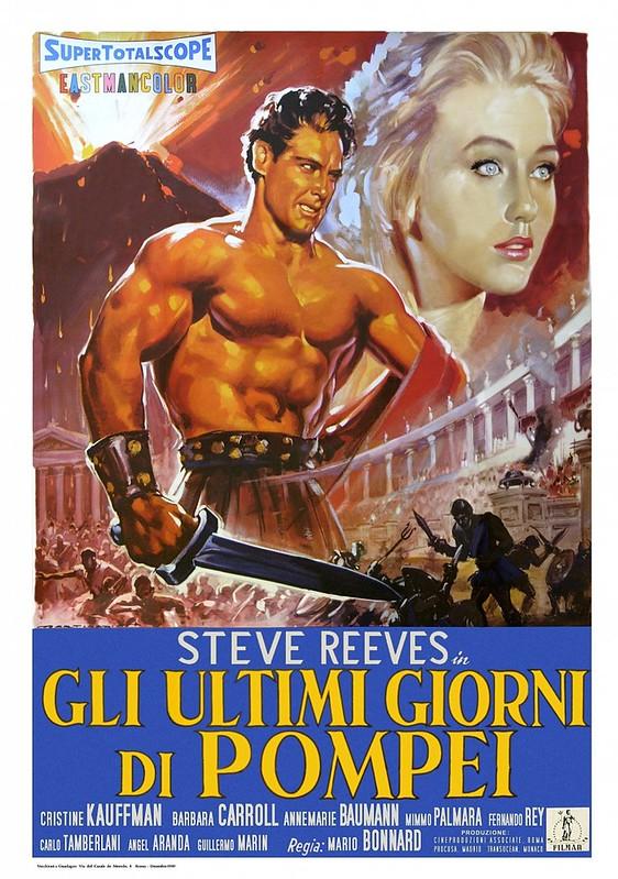 Gli Ultimi Giorni di Pompei - Poster 3