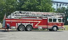 City Of Poughkeepsie Fire Training Maneuvers