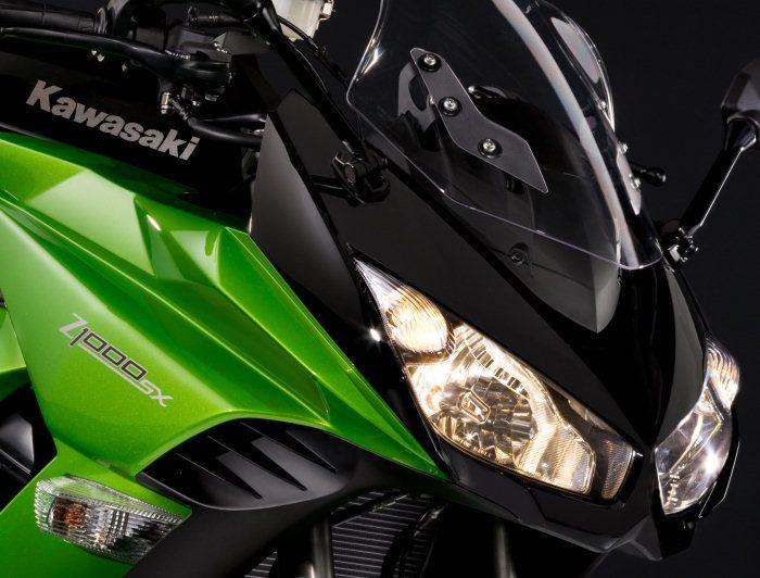 Kawasaki Z 1000 SX 2012 - 12