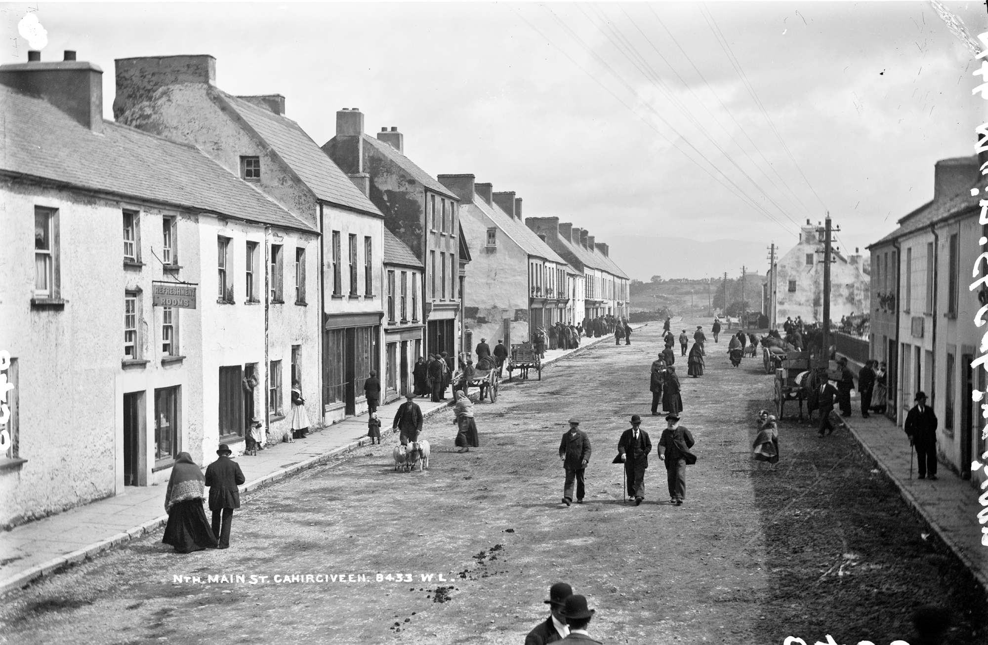 Main Street North, Cahirciveen, Co. Kerry