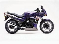 Kawasaki 500 GPZ 2001 - 11
