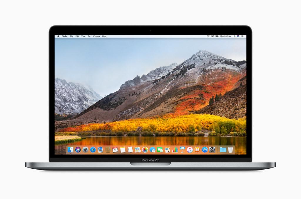 15インチ MacBook Pro 2017