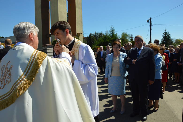 Con trai Thủ tướng trở thành linh mục