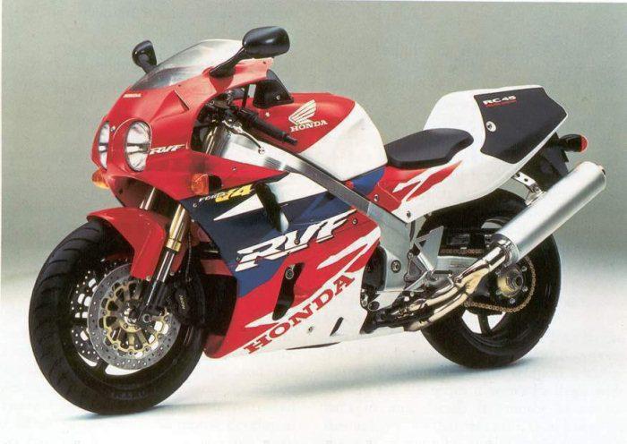 Honda RVF 750 R - RC 45 1994 - 7