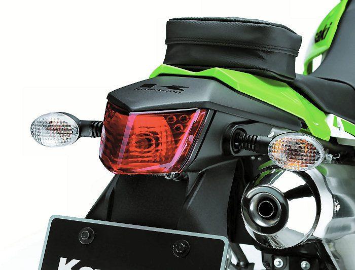Kawasaki KLX 250 2012 - 15