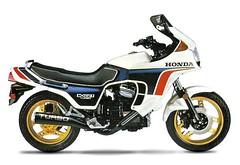 Honda CX 650 Turbo 1984 - 5