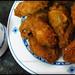Alitas de pollo crujientes / Crispy chicken wings