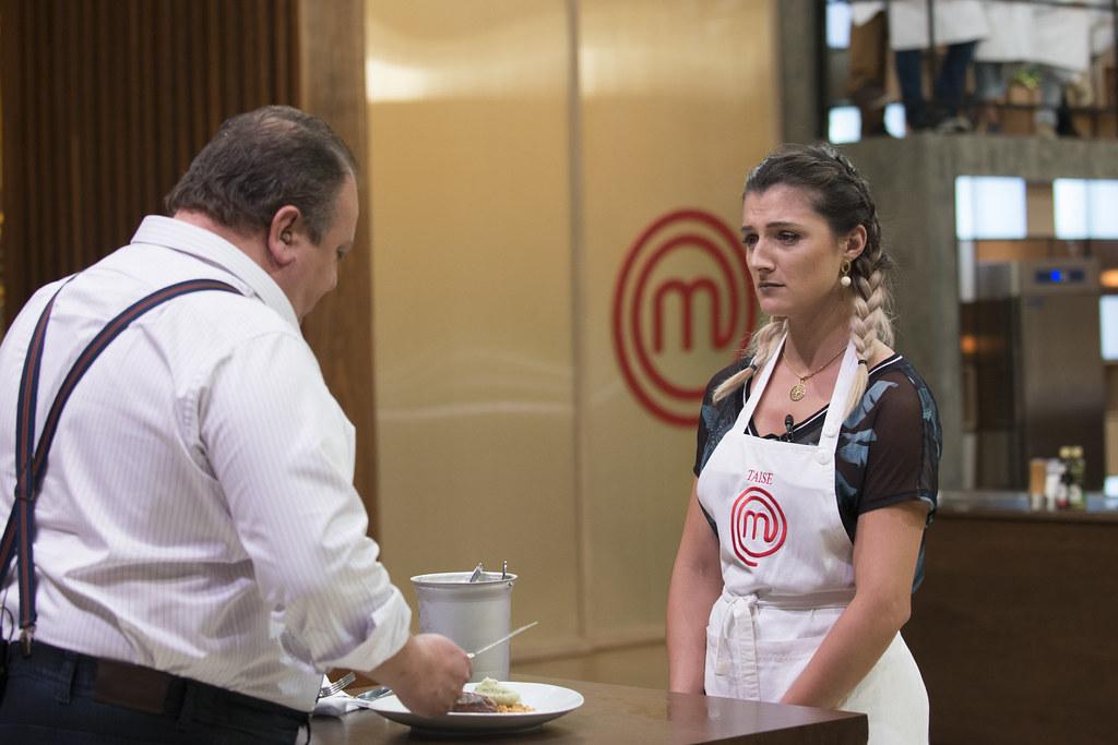 Episódio 14 (06/06): Jacquin experimenta a receita de Taise.