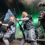 MORTAL STRIKE - Metalheads Against Racism Vol. 6, Donauinselfest Vienna
