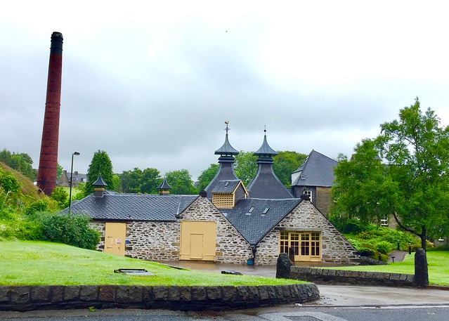 Strathisla Distillery, Keith