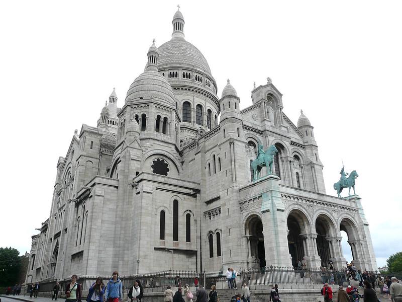 Basílica Sacré Cœur