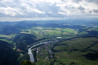 Dunajec and Sromowce