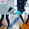 #bogo buy one. give one. #bombas   I have already been robbed. My daughter has my new #Bombasocks and I just get to reorder. I guess I am keeping in line with @bombas giving spirit.