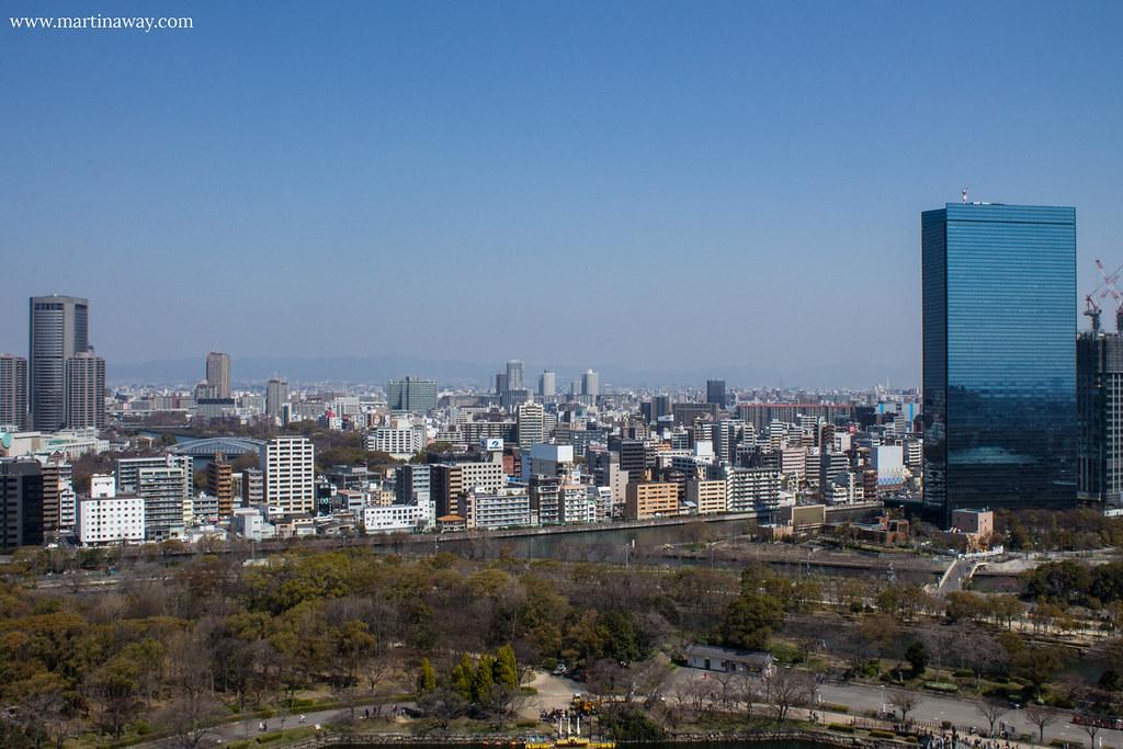 Osaka dal Castello