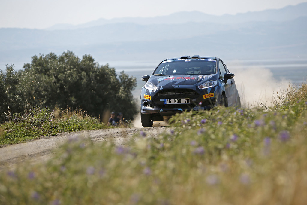 16 TOKTAS Ismet (tur) and BOSTANCI Sedat (tur) actionduring the European Rally Championship 2017 - Acropolis Rally Of Grece - From June 2 to 4 - Photo Thomas Fenêtre / DPPI