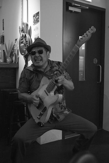 Texas Iida & Out Of Sights live at Catfish Tokyo, 09 Jul 2017 -00026