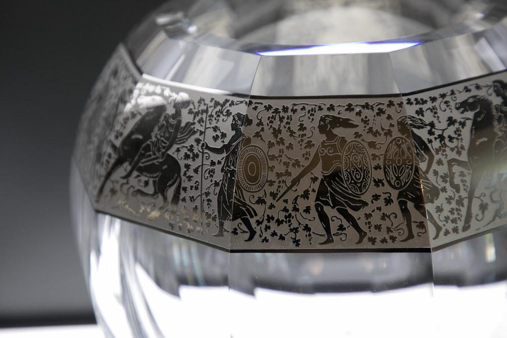 Bohemian Glass Moser #Karlovyvary