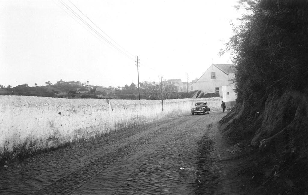 Estrada de Sacavém, Lisboa, 1938