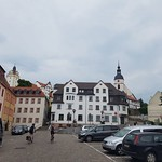 Marktplatz von Colditz
