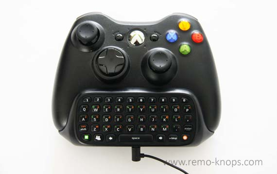 Xbox 360 Chatpad Headset 3808