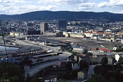 Oslo Sentral - overview